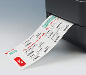 ComfortBand™ Plus with Stat Labels Thermal Wristband & Labels Sheet