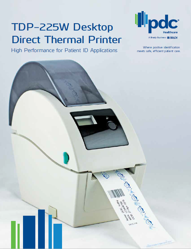 Desktop Thermal Printer Brochure
