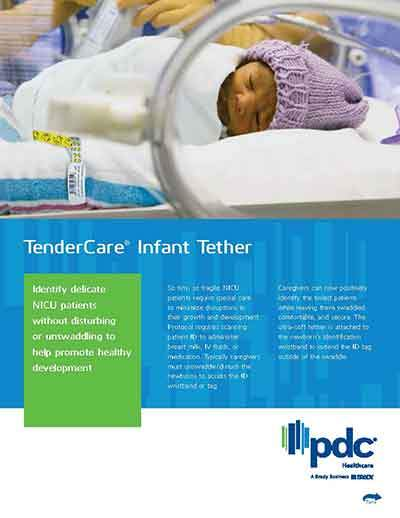TenderCare® Infant ID Tether