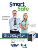 TrustSense™ Patient ID Printing Solution (by Brother and PDC Healthcare)