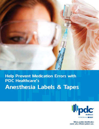 Anesthesia Brochure