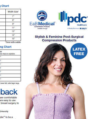 PDC Breast Binders Brochure