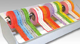 PDC Custom Labels - Anesthesia Tapes & Labels