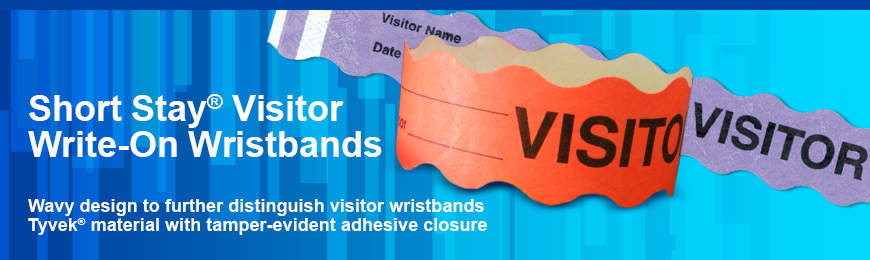 Short Stay Visitor-Band