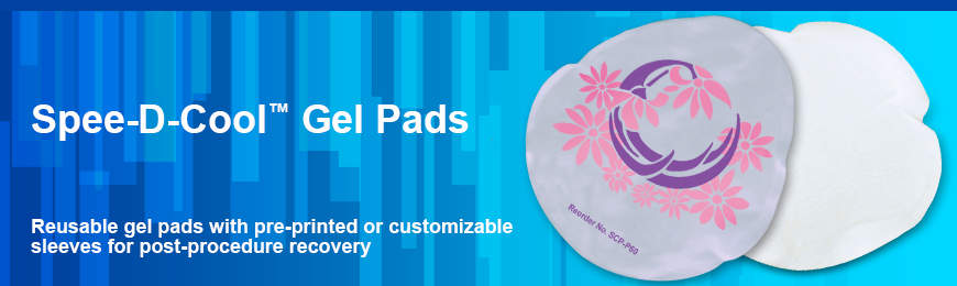 Spee-D-Cool™ Gel Pads