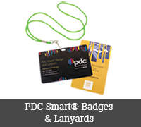 PDC Smart® Badges & Lanyards