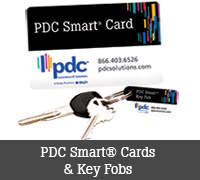 PDC Smart® Cards & Key Fobs