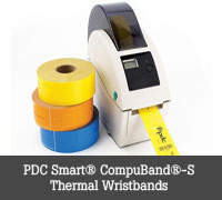 PDC Smart CompuBand-S Wristbands