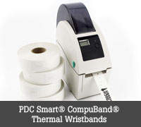 PDC Smart® CompuBand® Wristbands
