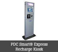 PDC Smart® Express Recharge Kiosk