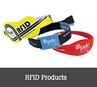 PDC Smart® Wristbands