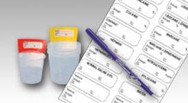 PDC Custom Labels - Sterile/OR