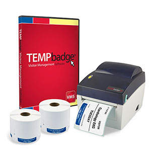 TEMPbadge Visitor Management System