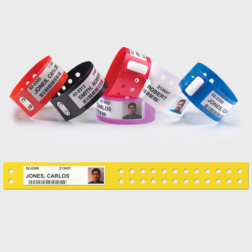 Clincher Wristbands