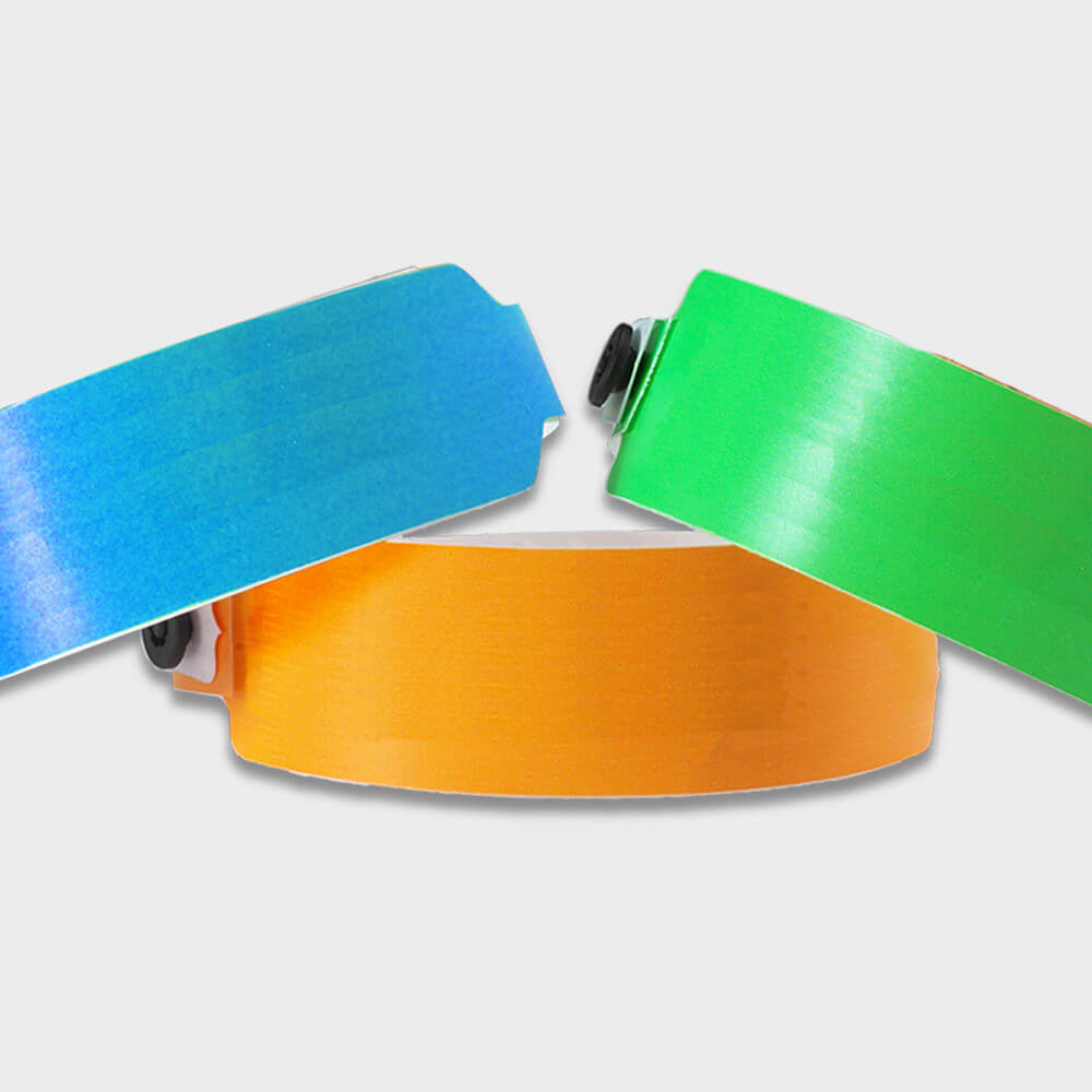 "Sentry® SuperBand® 1"" <br/> Wristbands - 14 colors"