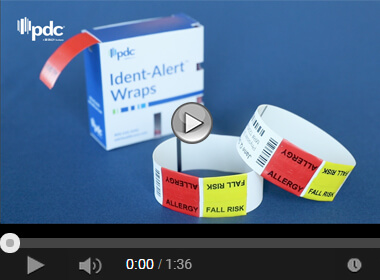 How to Apply Ident-Alert Color-Coded Wraps