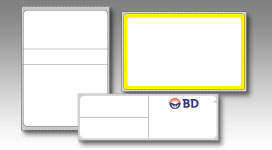 PDC Custom Labels - Laboratory