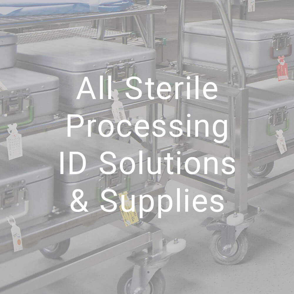 All Sterile Processing ID Solutions & Supplies