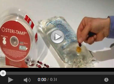 How to Apply Steri-Tamp® BellyButton Seals