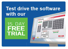 Test Drive the software with our 15 day free trial