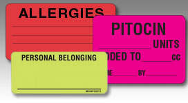 PDC Custom Labels - Nursing