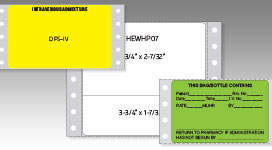 PDC Custom Labels - Pharmacy