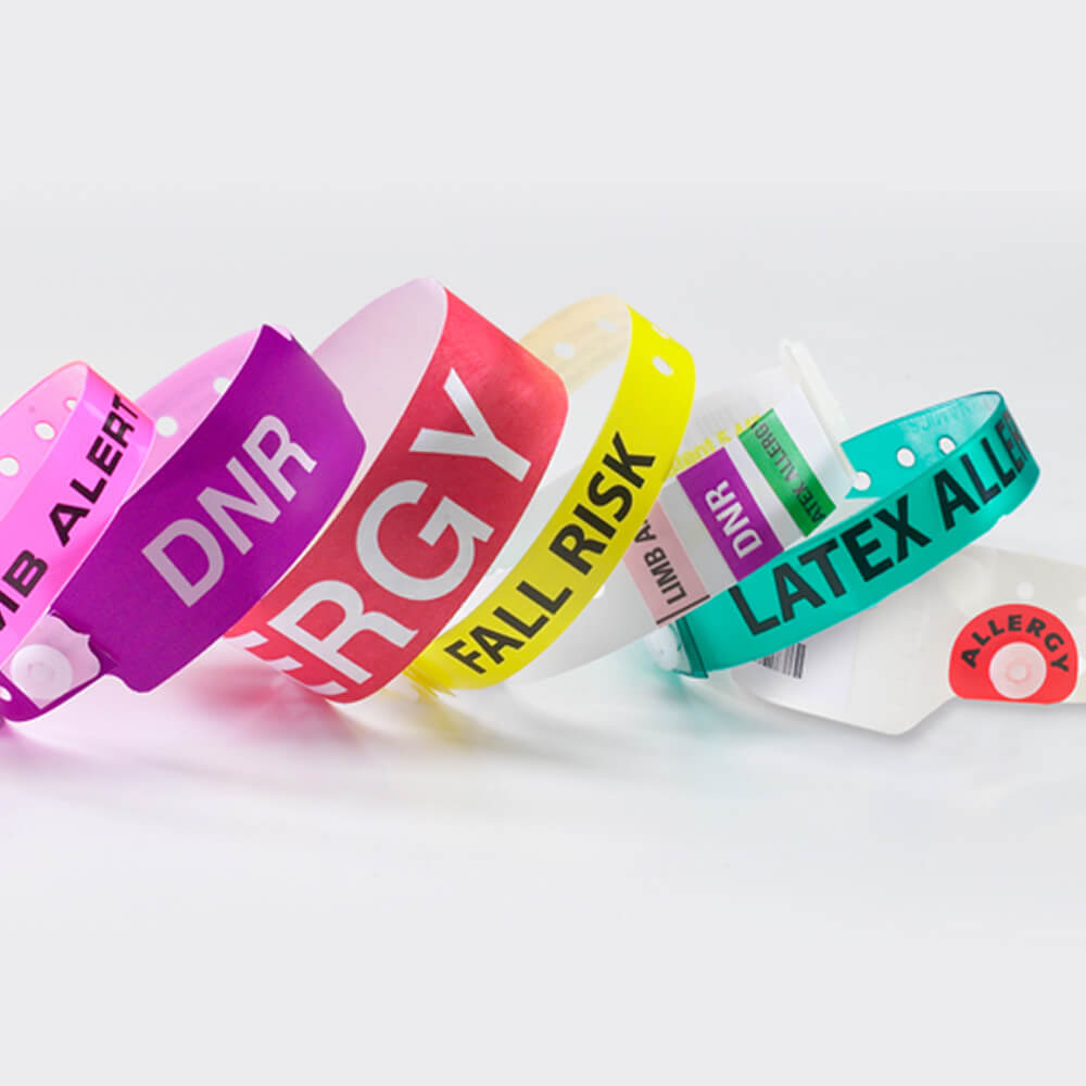 Patient Wristbands Amp Hospital Bracelets Pdc Healthcare