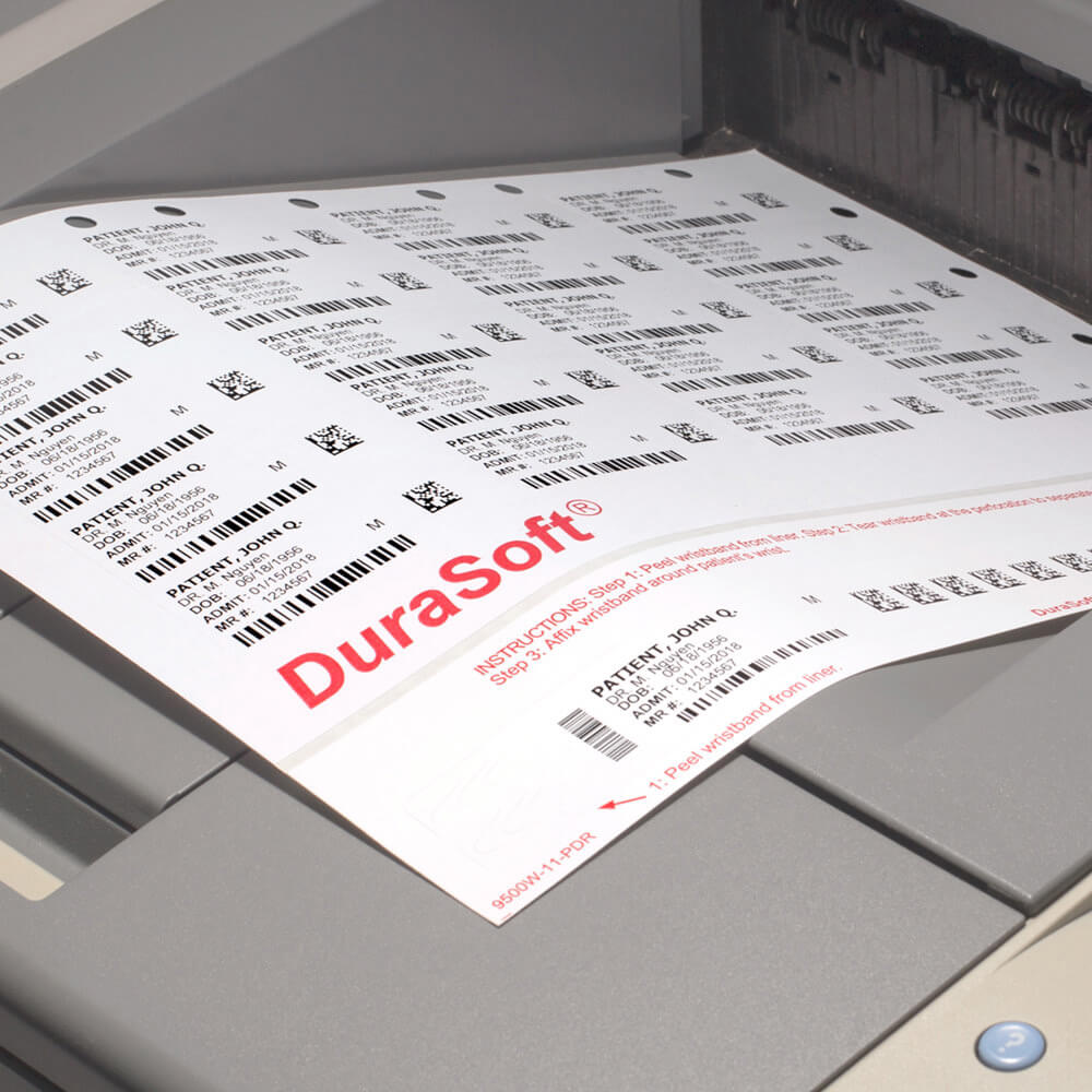 durasoft-laser-wristbands-printer