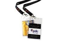 PDC Smart® Badge with Pouch & Lanyard
