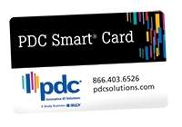 PDC Smart® Cards