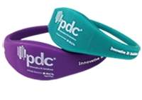 PDC Smart® Rewearable Wristbands
