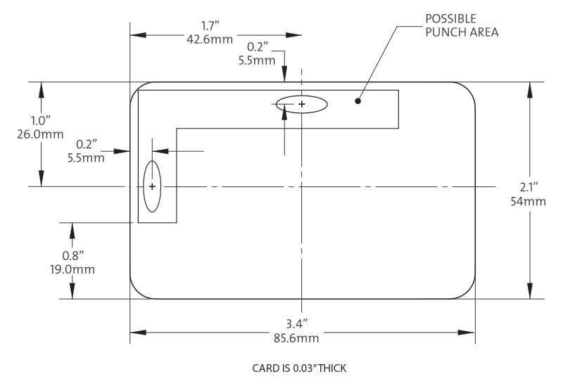 PDC Smart® Card Specifications