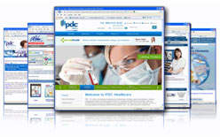pdc healthcare capabilities